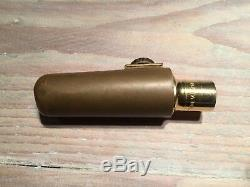 80's Otto Link Alto Saxophone Mouthpiece, Tipsize 6, Great Condition