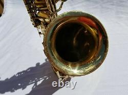 Alto Saxophone Sax Conn Shooting Stars Eb With Mouthpiece and Case