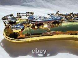 American Conn 24M Alto Saxophone with Mouthpiece and Hard Case