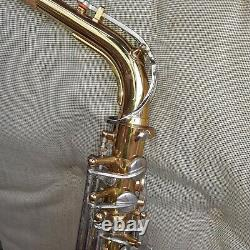 Armstrong Alto Saxophone model N225441 with hard Case and H- Couf Mouthpiece