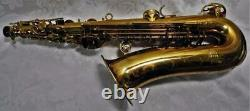 BUFFET CRAMPON Super Dynaction Alto Saxophone with Case made in Paris France