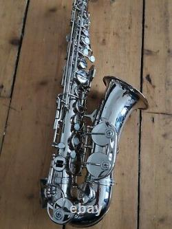 Beginners Parrot Alto Saxophone with Case & Accessories