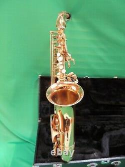 Blessing ALTO Eb SAXOPHONE with Mouthpiece & Case 60989