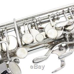 Brand New Alto Eb Saxophone Sax with Case Mouthpiece Reeds Accessories M2S0