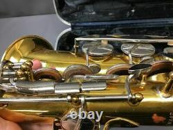 Conn 20M Alto Saxophone with Case and Mouthpiece, good condition