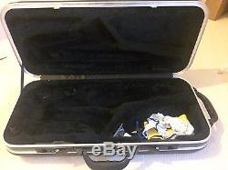 Earlham Professional Series II 2 Saxophone with original case, sling, mouthpiece