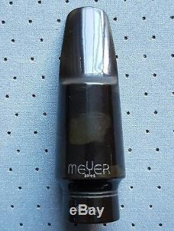 Early 1950s Meyer Bros 5M alto saxophone mouthpiece small opening