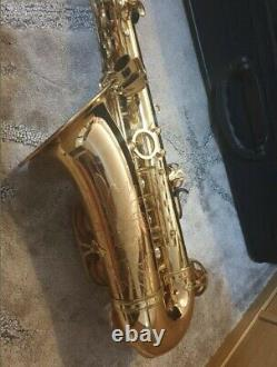 John Packer Blues 141 Alto Saxophone with Yamaha Mouthpiece great for starting