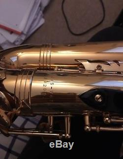 Jupiter 767 Alto Sax Used with Rico and Vandoren mouthpieces