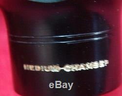 MOUTHPIECE MEYER 5M MEDIUM CHAMBER for Alto Saxophone (Made in USA)