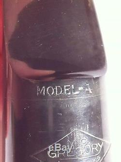 M. C. Gregory Model-a 4a 16 Alto Saxophone Mouthpiece