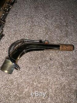 Selmer AS500 Alto Saxophone, Student Used, Hard Case and Mouthpiece