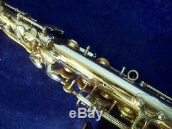 Solid Quality! Jupiter Jas-769-767 Alto Saxophone + Mouthpiece + Case
