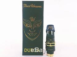 Theo Wanne DURGA3 6 HR Alto Saxophone Mouthpiece DEMO MODEL