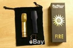 Theo Wanne Fire 7 (. 082) Metal Alto Saxophone Mouthpiece Sax Elements Series