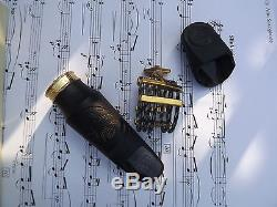 Theo wanne GAIA alto saxophone mouthpiece +silverstein lig and cap px deal