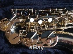 Trevor j James Alto Sax Gold With Mouthpiece And Case