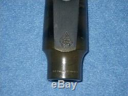 Vintage Meyer Early New York, USA Alto Saxophone Mouthpiece 3l Medium Chamber
