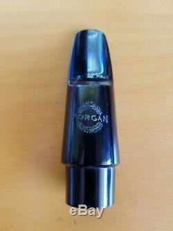 Vintage NEW OLD STOCK The Morgan Handmade 6 L Alto Saxophone Mouthpiece