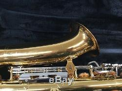 Vito Alto Saxophone Japan With Mouthpiece Very Good Condition Ser. 549164