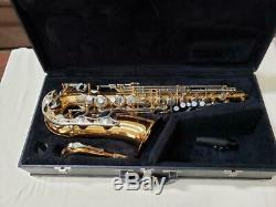 Vito Alto Saxophone With Mouthpiece and Hardcase (LeBlanc) Made in Japan