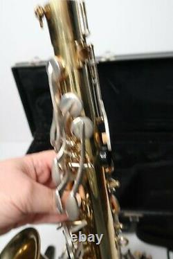 Vito Alto Saxophone with Case and Mouthpiece Made in Japan
