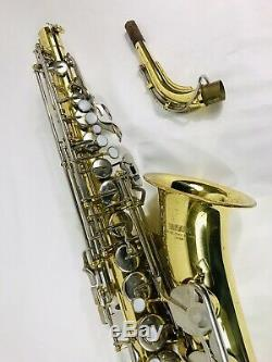 YAMAHA YAS-23 ALTO SAXOPHONE with CASE & Student Mouthpiece! FAST SHIPPING