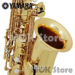 YAMAHA YAS-280 Standard Alto Saxophones with Case and Mouthpiece Made in Japan