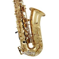 YAMAHA YAS-280 Student Alto saxophone with case mouthpiece FREE ship Worldwide