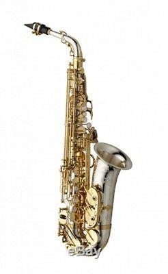 YANAGISAWA A-WO37 Alto Saxophone Elite model with case and mouthpiece