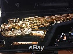 Yamaha Alto Saxophone YAS280 Immaculate with mouthpiece and carry case