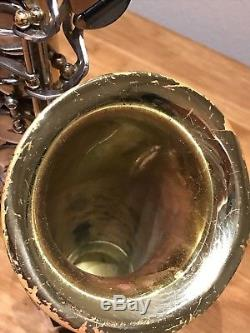 Yamaha Alto Saxophone YAS-23 Made in Japan with Mouthpiece, Hard Case & Strap