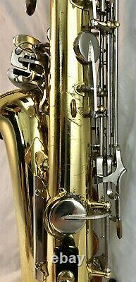 Yamaha Japan YAS-23 ALTO SAXOPHONE WithCASE and MOUTHPIECE PRE-OWNED