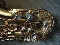 Yamaha YAS275 alto sax in very good condition, original case and mouthpiece