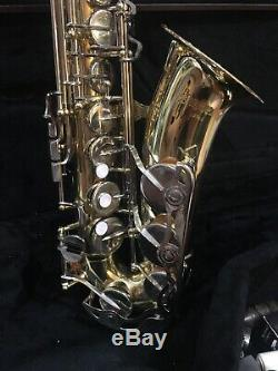 Yamaha YAS-23 Alto Saxophone Japan with Case & Mouthpieces