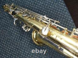 Yamaha YAS 23 Alto saxophone made in Japan In Playing Conditionnew mouthpiece