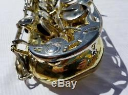 Yamaha YAS 23 Eb Alto SAXOPHONE With Mouthpiece and CASE