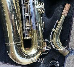 Yamaha Yas-23 Alto Saxophone With Mouthpiece And Case